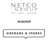 Netco Group acquired Grenade & Sparks