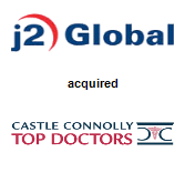 j2 Global, Inc. acquired Castle Connolly Top Doctors