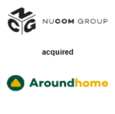 NuCom Group acquired Aroundhome