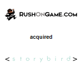 RushOnGame acquired Storybird Games