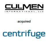 Culmen International, LLC acquired Centrifuge Systems