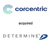 Corcentric, LLC acquired Determine, Inc.