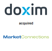 Doxim Solutions ULC acquired Market Connections Inc.