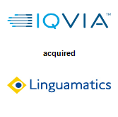IQVIA acquired Linguamatics Limited