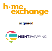HomeExchange acquired NightSwapping