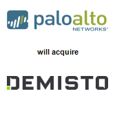 Palo Alto Networks will acquire Demisto