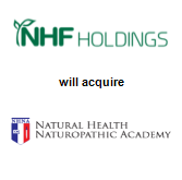 Natural Health Farm Holdings Inc will acquire Natural Health Naturopathic Academy Sdn Bhd