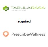 Tabula Rasa Healthcare acquired Prescribe Wellness