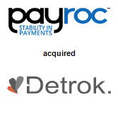 Payroc acquired Detrok