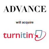 Advance, Inc. will acquire Turnitin