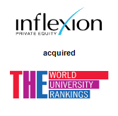 Inflexion Private Equity Partners LLP acquired Times Higher Education