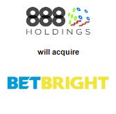 888 Holdings Public Limited Company will acquire BetBright
