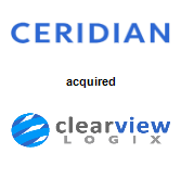 Ceridian Corporation acquired Clearview Logix, LLC