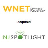 WNET.org acquired NJ Spotlight, LLC