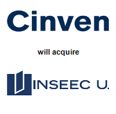 Cinven will acquire INSEEC U.