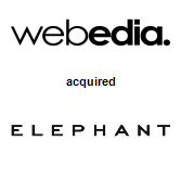 Webedia SAS acquired Groupe Elephant