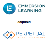 Emmersion Learning acquired Perpetual Technology Group