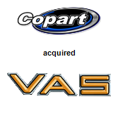 Copart, Inc. acquired Vincent Auto Solutions