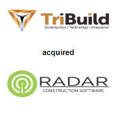 TriBuild, Inc. acquired Radar Construction Software