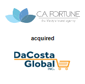 C.A. Fortune acquired DaCosta Global