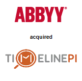 ABBYY acquired TimelinePI