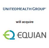 UnitedHealth Group will acquire Equian