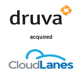Druva acquired CloudLanes, Inc.
