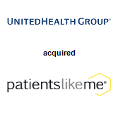 UnitedHealth Group acquired PatientsLikeMe