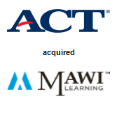 ACT, Inc. acquired Mawi Learning
