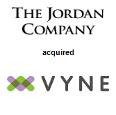 The Jordan Company acquired Vyne