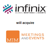 Infinix Global Meetings & Events, Inc. will acquire Meetings In Medicine, Inc.