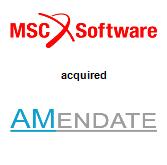 MSC.Software Corporation acquired AMendate GmbH