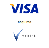 Visa, Inc. acquired Verifi, Inc.