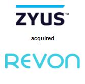 ZYUS acquired Revon Systems