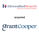 Diversified Search acquired Grant Cooper