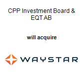 EQT AB, CPP Investment Board will acquire Waystar