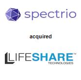 Spectrio acquired LifeShare Technologies