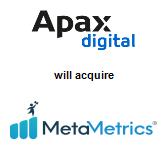 Apax Digital will acquire MetaMetrics, Inc.