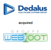 Dedalus France acquired Web100T