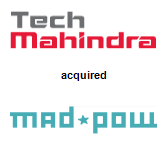 Tech Mahindra Limited acquired Mad*Pow