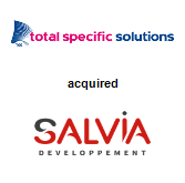 Total Specific Solutions acquired Salvia Développement