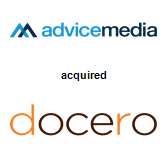 Advice Media, LLC acquired docero