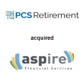PCS Retirement acquired ASPire Financial Services, LLC