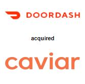 DoorDash will acquire Caviar