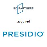 BC Partners acquired Presidio, Inc.