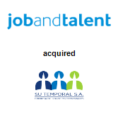 Jobandtalent acquired Su Temporal S.A.