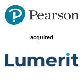 Pearson plc acquired Lumerit