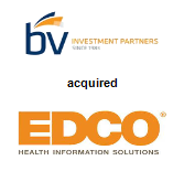 BV Investment Partners acquired EDCO Health Information Solutions
