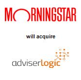 Morningstar, Inc. will acquire AdviserLogic Group