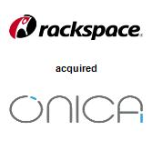 Rackspace Hosting acquired Onica Inc.